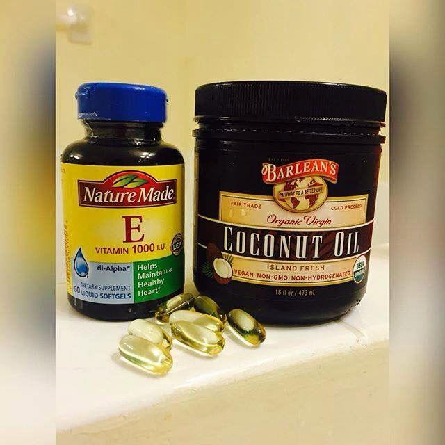 Como tomar vitamina e en capsulas para el cabello
