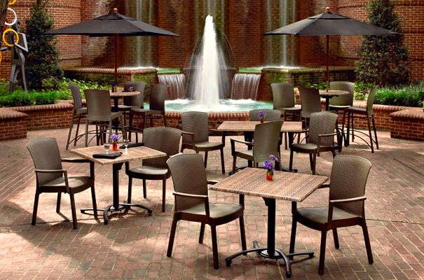 Exceptional Havana Classic Collection Commercial Outdoor Patio Furniture Design Ideas