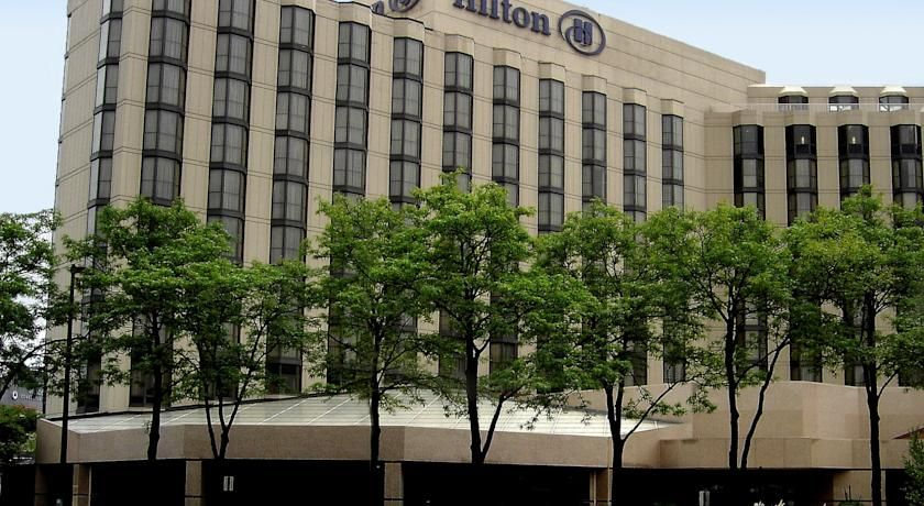 Hilton Rosemont Chicago O Hare Rosemont This Rosemont Hotel Is