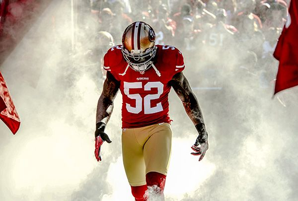youth super bowl xlvii embroidered nfl elite jersey  patrick willis explains decision to retire from nfl. find this pin and more on sf .