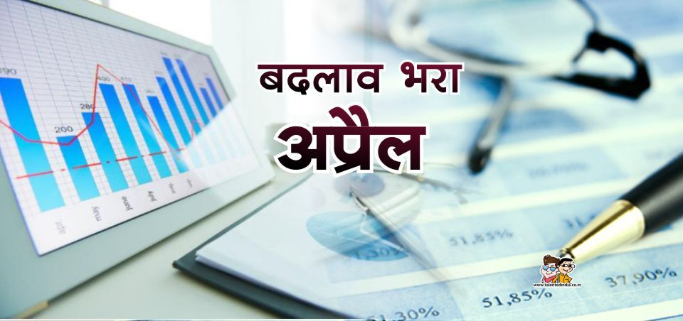 These Changes Will Be In The New Fiscal Year Talented India News