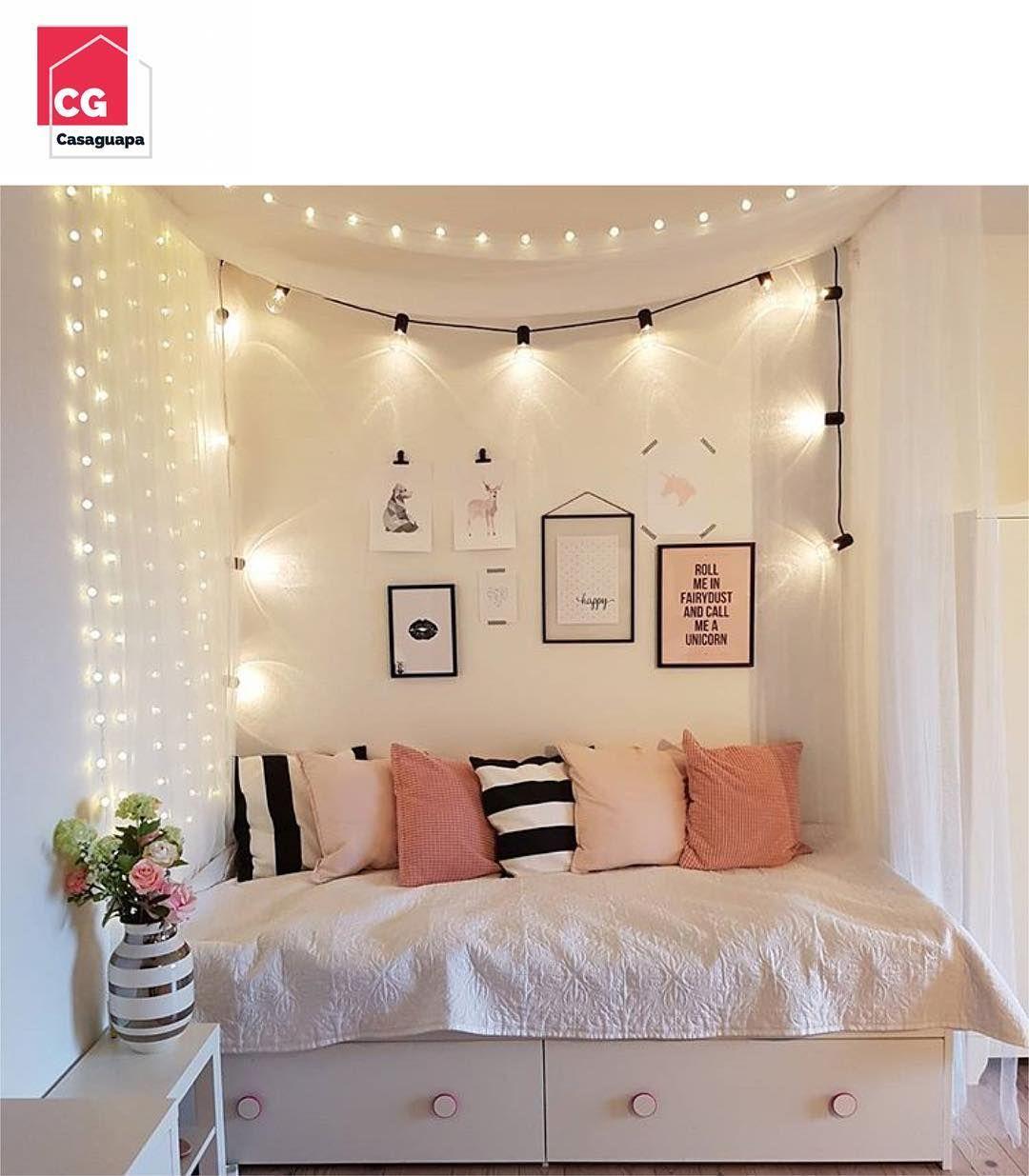 5 209 me gusta 28 comentarios decoraci n casas dise o for Ejemplo de dormitorio deco