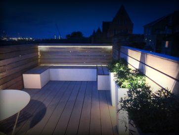 Battersea Roof - Really Nice Gardens
