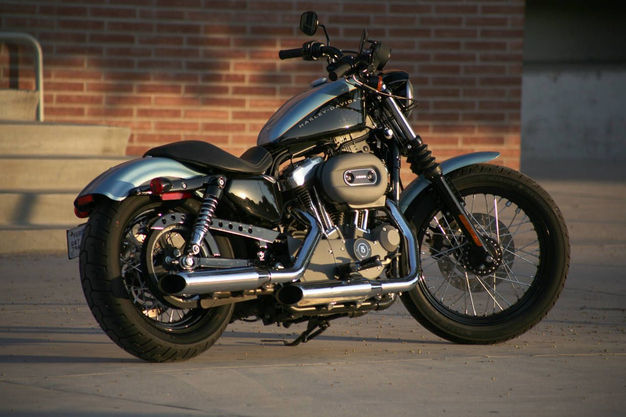 The Nightster Harley S Minimalist Sportster
