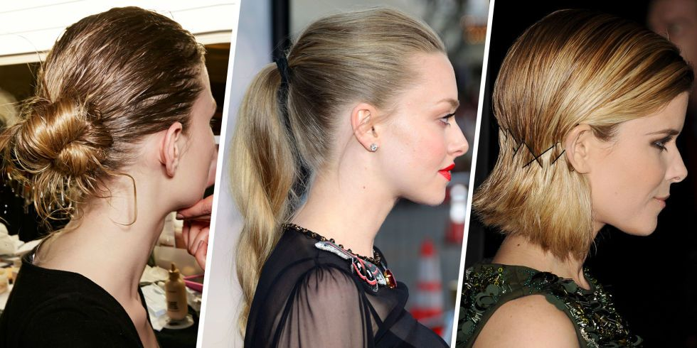 How To Style Hair 5 Ways To Style Your Hair When You Don't Have Time To Dry It