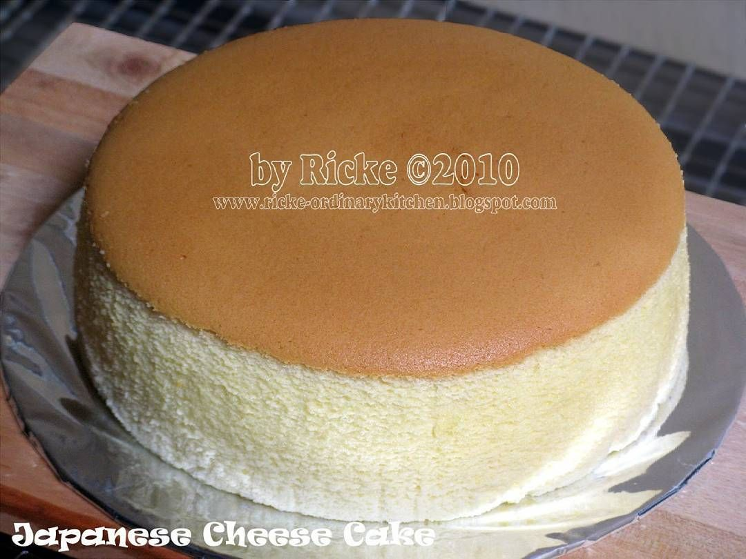 Berbagi Resep On Instagram Japanese Cheese Cake Oleh Ricke Indriani Thx Sudah Berbagiresep Sumber 35 Varias Japanese Cheese Cheesecake Recipes Yummy Cakes