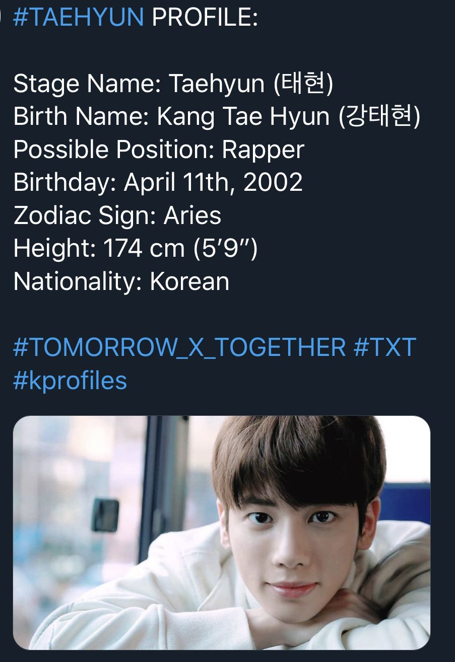 Taehyun Txt Profile Info Facts Tomorrow X Together C Txt Staff Txt Songs Sungjae Btob They plan to release a new album in according to sportstoday's exclusive report, shinee will gather as a full group in february to make a. pinterest