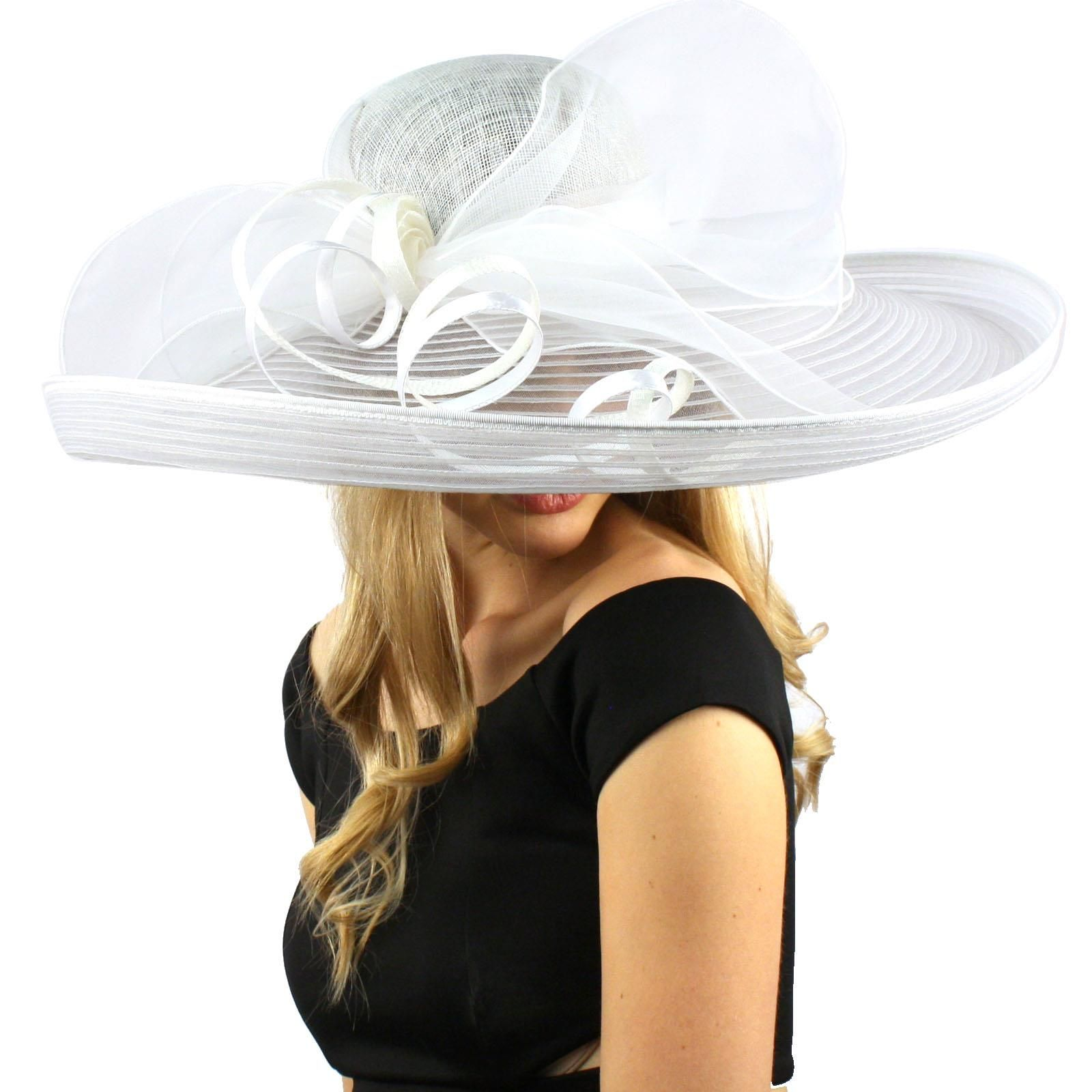 Items similar to Couture Derby Hat-Lampshade Hat on Etsy