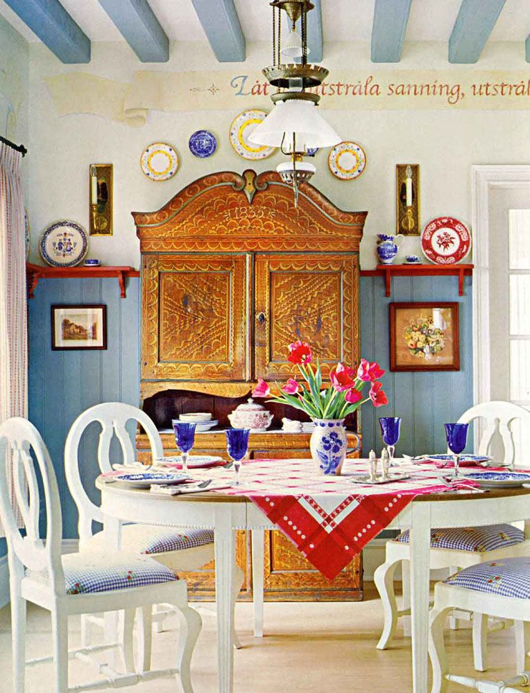 Designer everette day spring 2006 decorating magazine - Scandinavian interior design magazine ...
