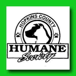 City Supports Hopkins County Humane Society Hopkins County