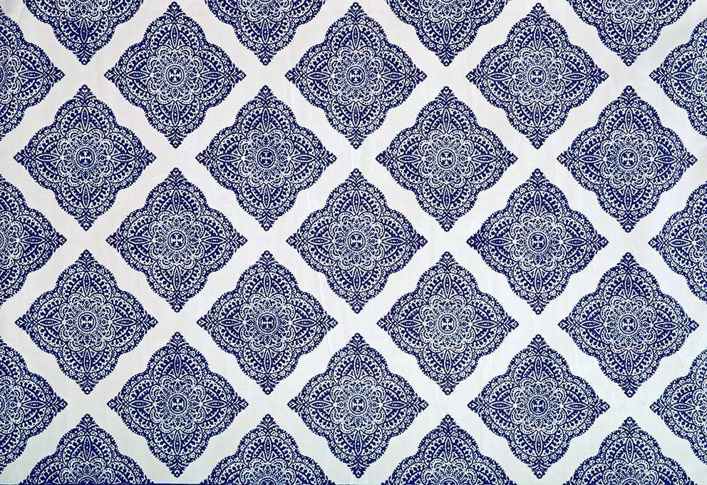 Pascal Area Rug BLUE/IVORY