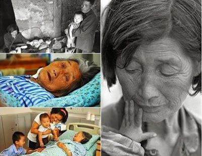 Chinese rubbish collector who saved and raised THIRTY babies abandoned at the roadside. Read More...