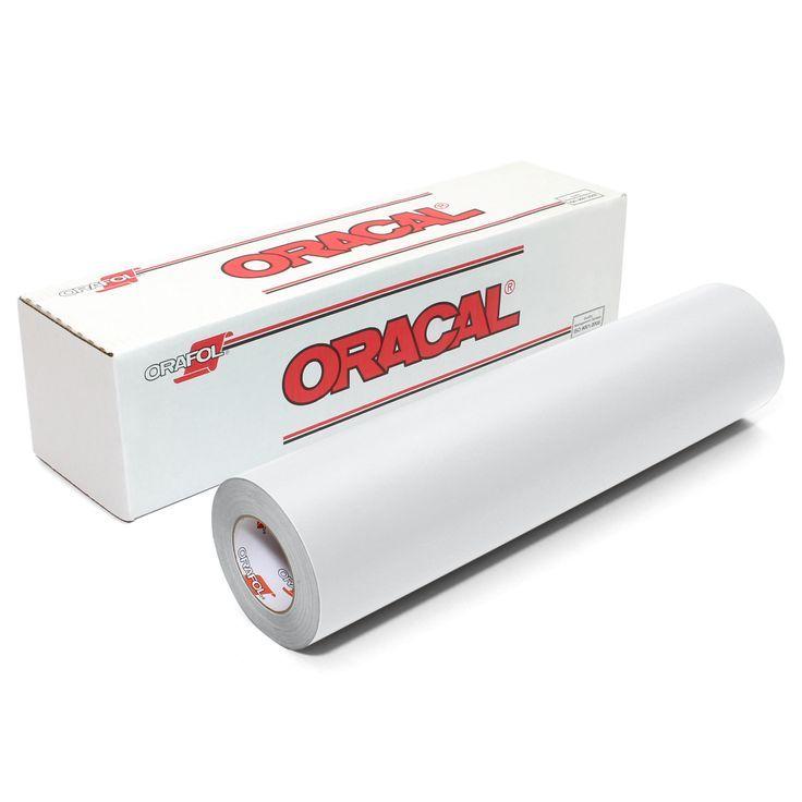 Oracal 631 Matte Vinyl Rolls Dark Red