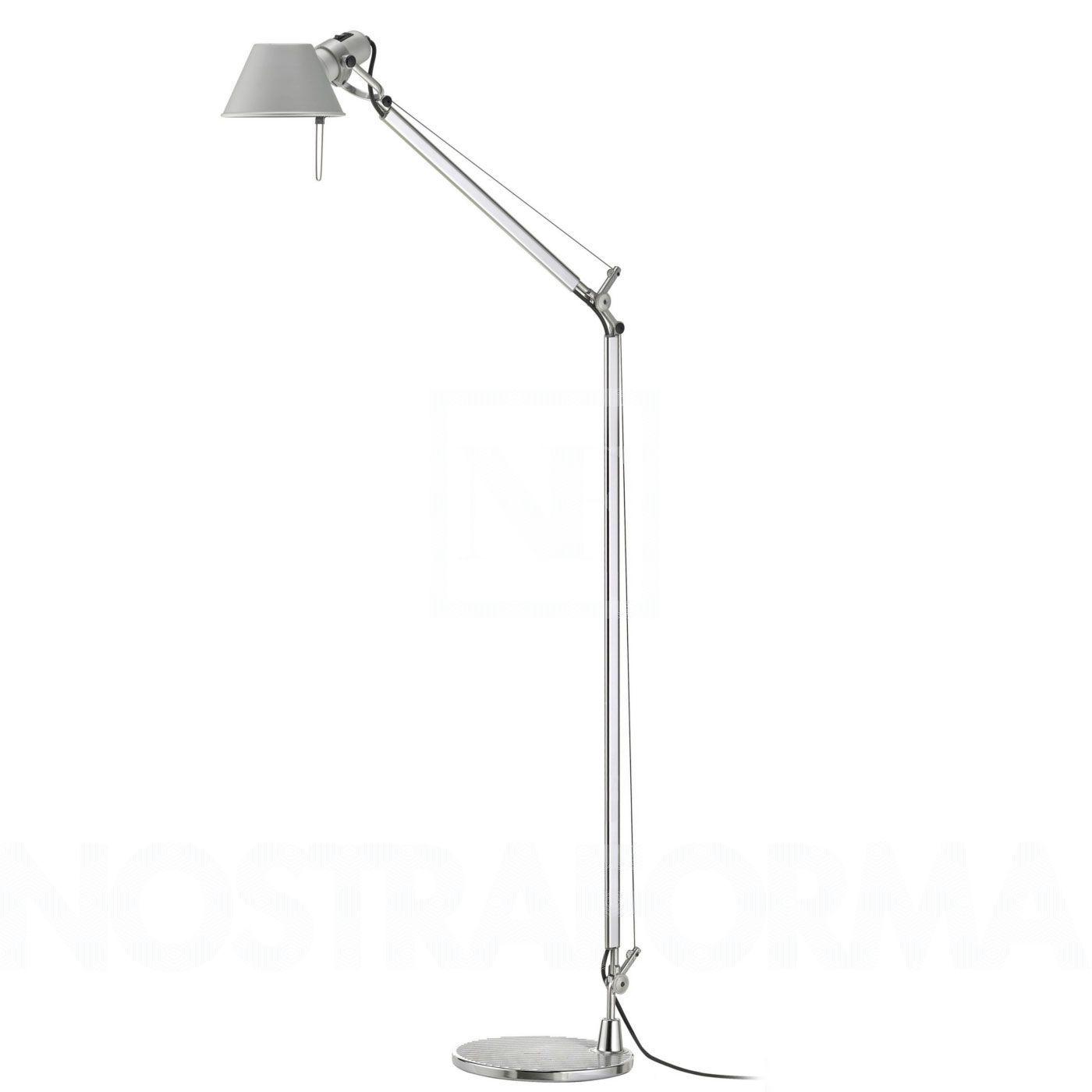 Artemide Tolomeo Lettura Halo Floor Lamp Moderne Stehlampen Bodenlampe Beleuchtungsideen