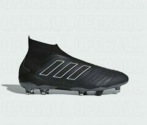 adidas Predator 18+ FG Shadow Mode Scarpe calcio