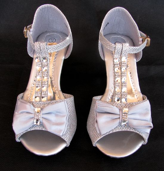 9e60aba8091 ... χρήστη E-shop memoirs. Παπούτσια για Παρανυφάκια - Επίσημα Παπούτσια  για Κορίτσια :: Παιδικά Σανδάλια Με Τακούνια σε ΑΣΗΜΙ