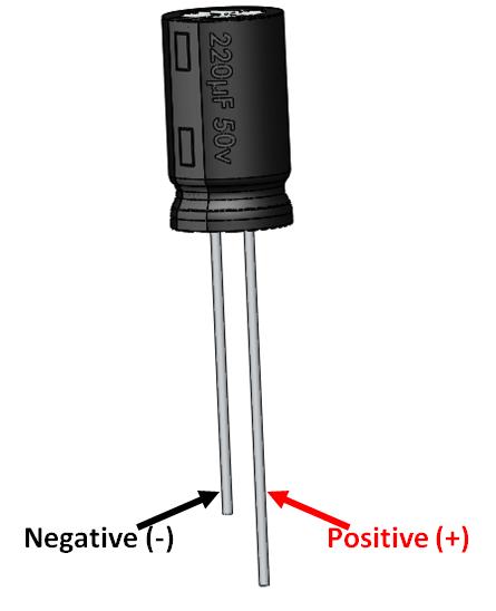 Electrolytic Capacitor Pinout Electrolytic Capacitor Capacitor Electronic Schematics