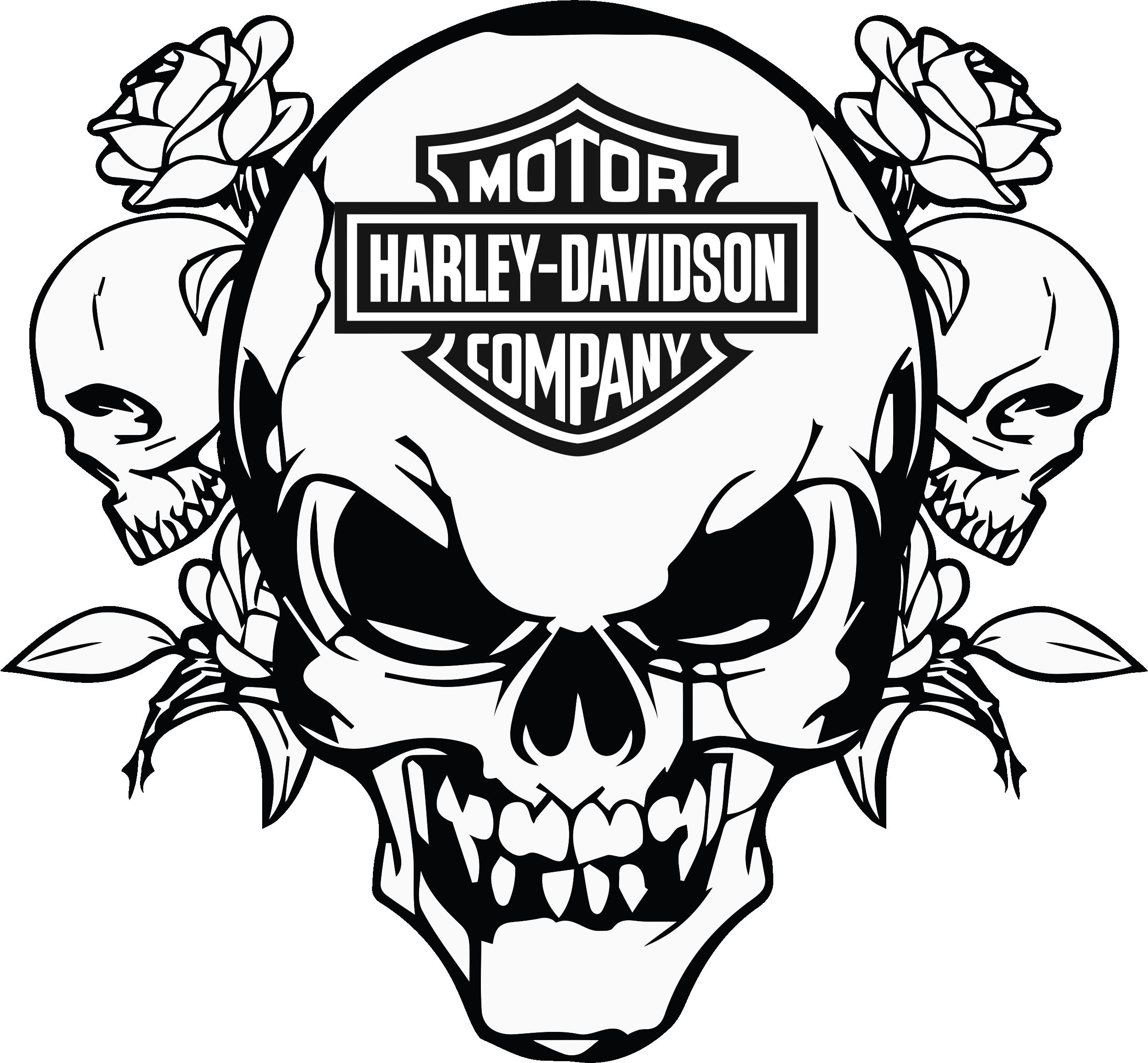 Resultat Dimages Pour Harley Davidson Stencil Patterns Free Printable Vinyl