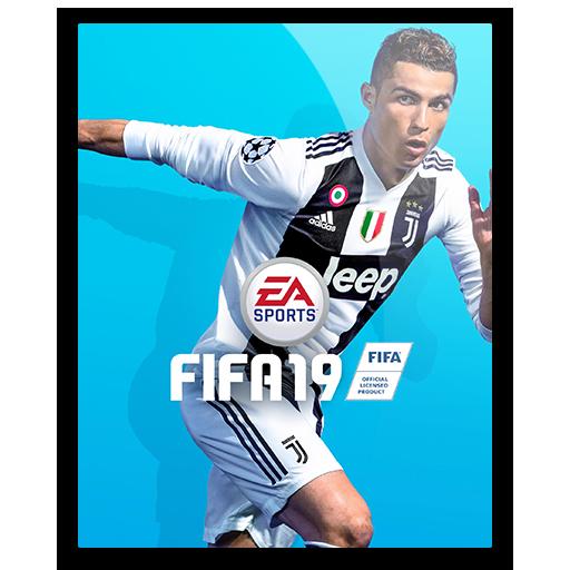 Icon Fifa 19 by HazZbroGaminG Joueurs de foot, Jeux de