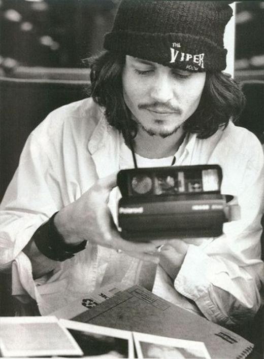 Johnny Polaroid