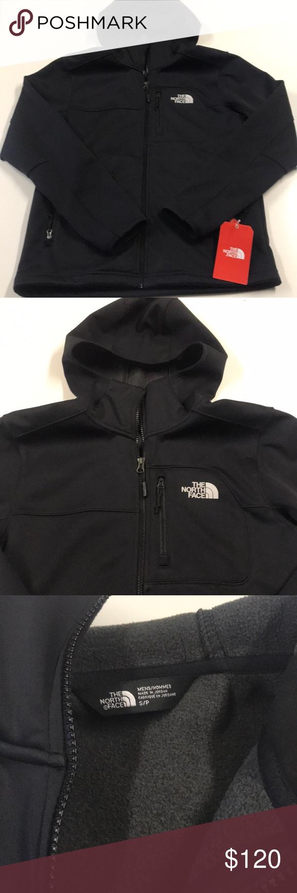 North Face Mens Black Apex Hoodie Coat Nwt 170 Hoodie Coat Clothes Design North Face Mens [ 1740 x 580 Pixel ]