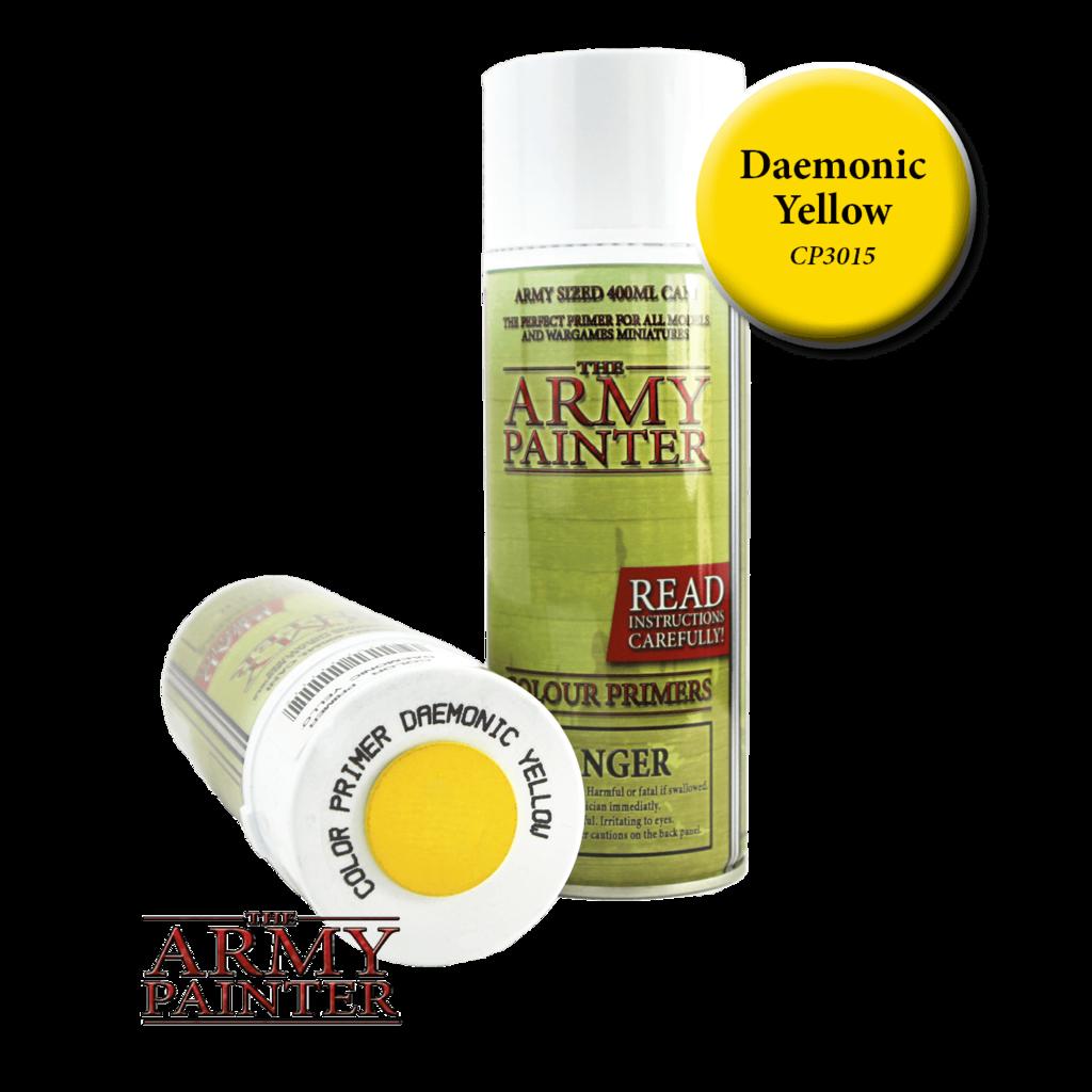 Colour Primer Daemonic Yellow In 2020 Primer Color Home Paint Colour