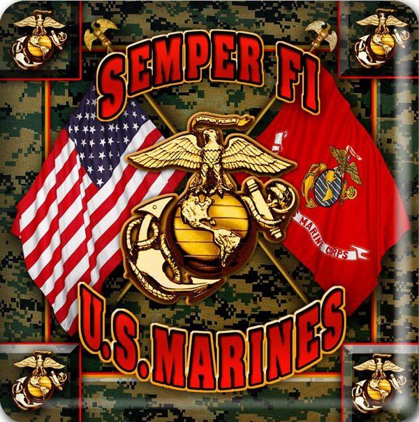 United States Marines Semper Fidelis