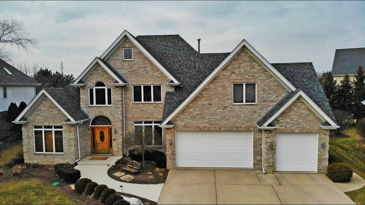 Orland Park home for sale 4 Bedroom, 3 1/2 bath all