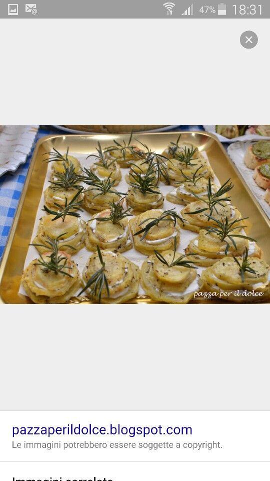 Tortine d patate