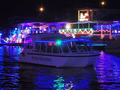 Mandurah Christmas Lights Cruise With Images Cruise Christmas Lights Mandurah