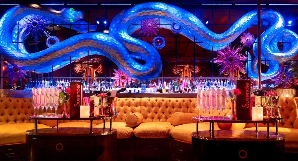 Las Vegas Nightclubs Surrender Nightclub Encore Las