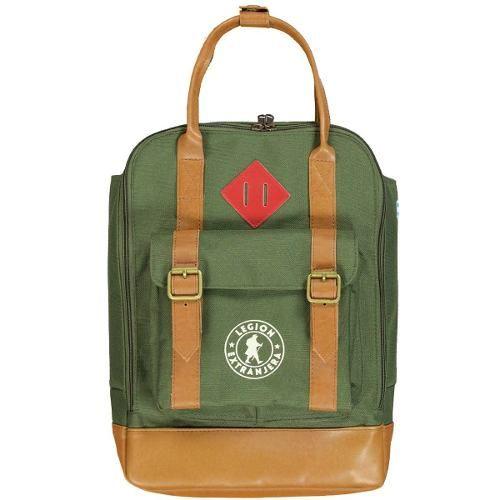 aeb0c3f33 Mochila Urbana Legion Extranjera Forest Selma Pro Green   Legión ...
