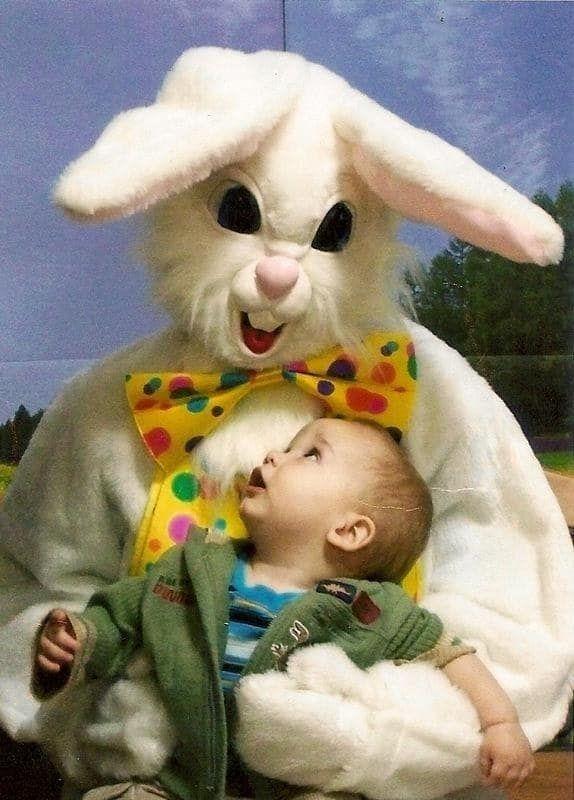 21 photos de lapin de Pâques qui vont vous faire froid dans le dos