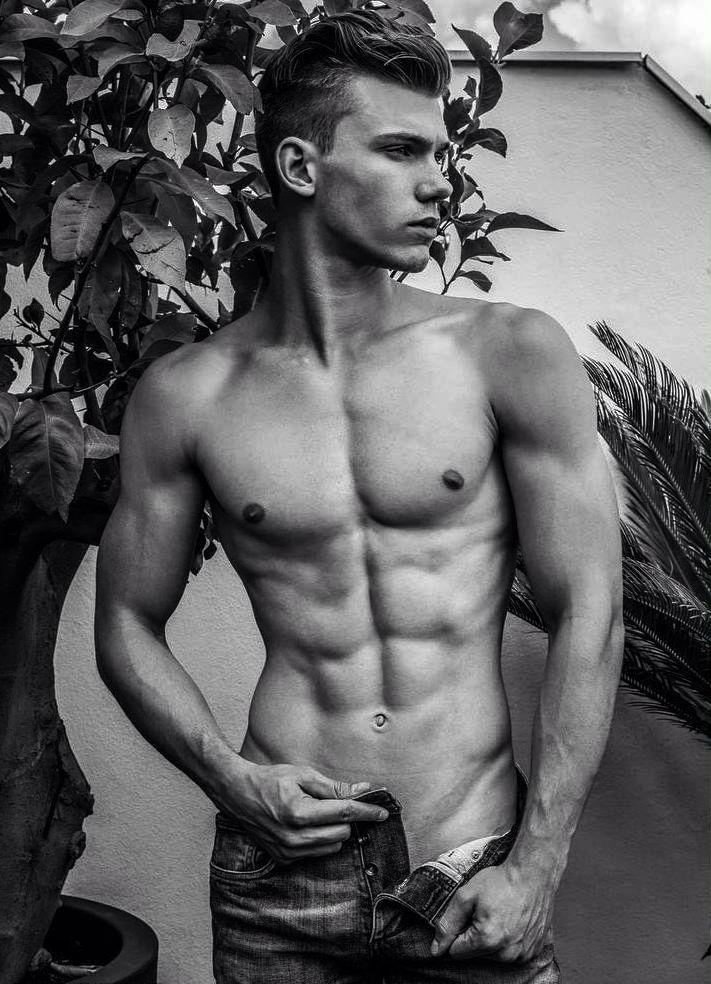 Fotos de hombres con músculos marcados y definidos | Men | Pinterest ...