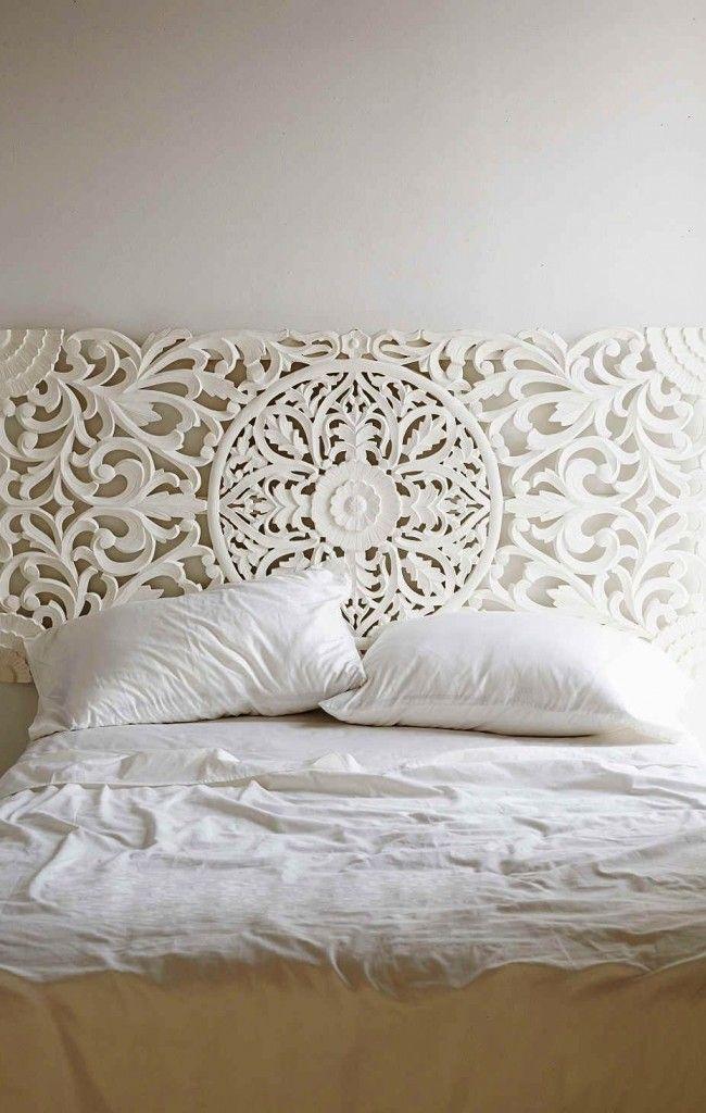 HappyModern.RU | Изголовья для кровати (87 фото): идеи и эффектные ...