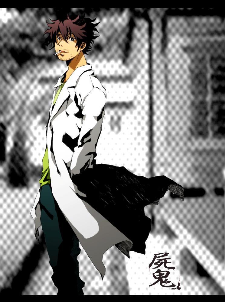 Toshio #anime #shiki
