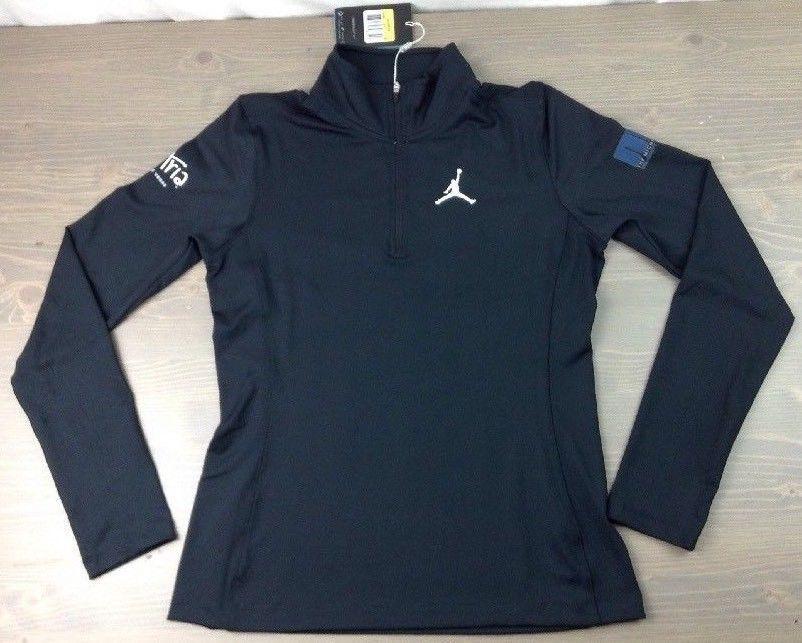 Nike Golf Jacket S Michael Jordan Celeb Invitational Aria Las Vegas 1 2 Zip  NWT  155e6695c