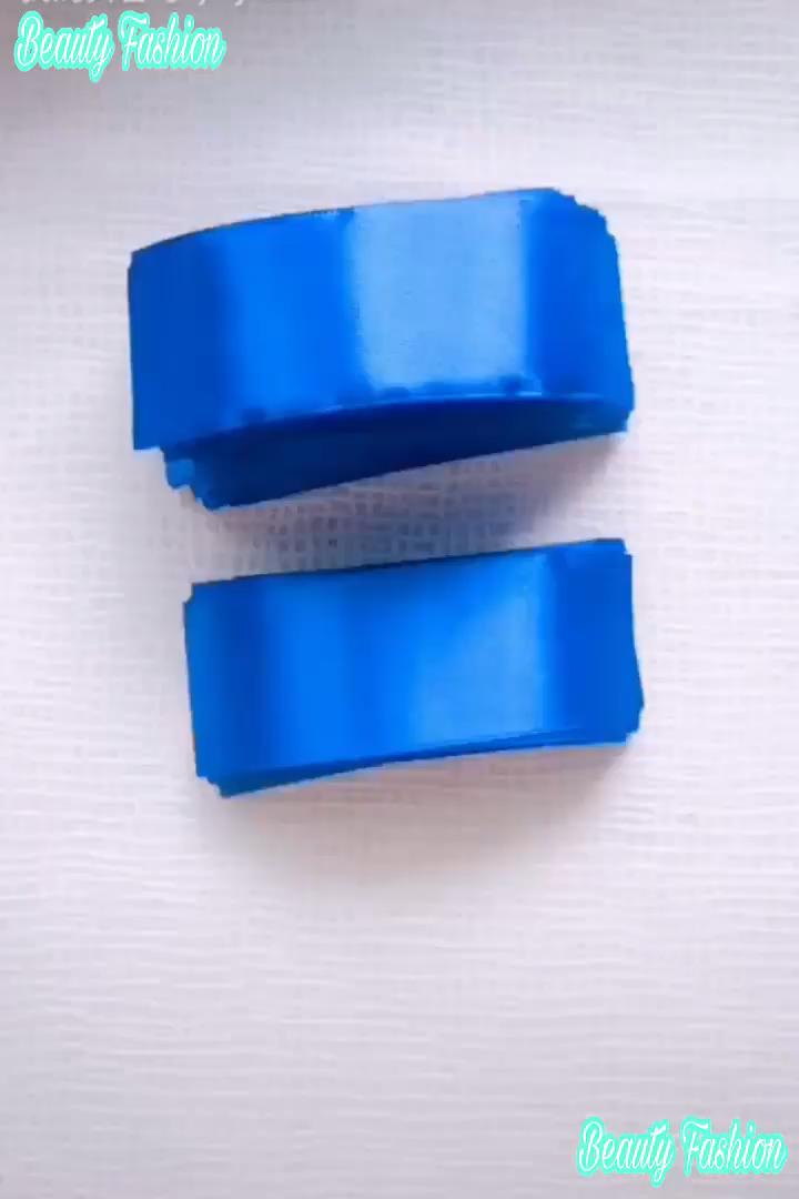 Einfache aber schöne Papierblumenherstellung
