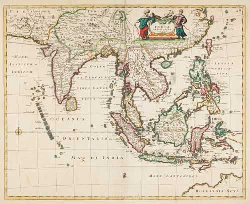 This day in 1661 the chinese ming dynasty occupied taiwan explore antique maps the chinese and more sciox Gallery