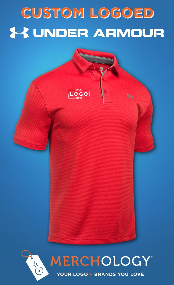 under armour shirts with company logo