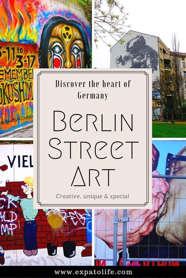 Photo of Explore Berlin Street Art and Graffiti   Expatolife