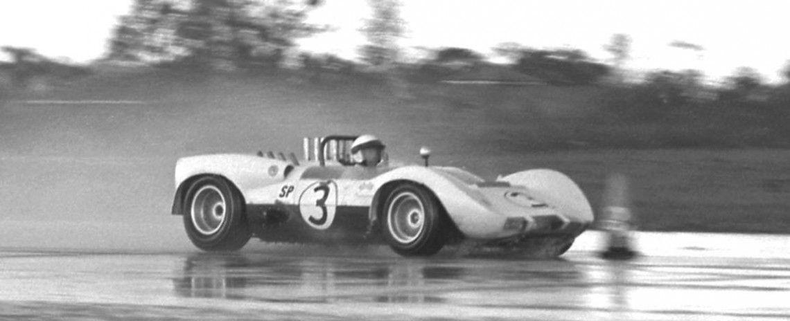 1965 Sebring-Winning Chaparral 2A of Jim Hall and Hap Sharp (photo: Dave Nicholas)