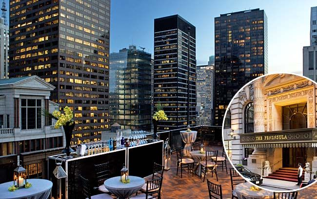 10 Nyc Hotels With The Best Views
