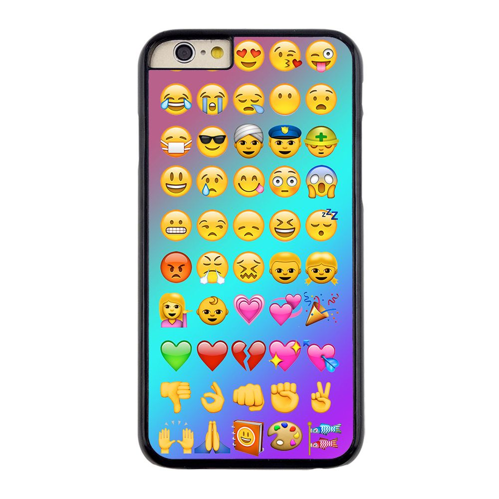 Chk Emoji Faces Funky Smiley Phone Cover Case For Iphone 6s 5s 5 5c 8 7 6 Plus X Iphone 6s Case Iphone Cases Case