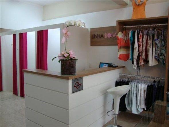 Decorar lojas de roupas 008 Lojas Decor em 2019 Decoraç u00e3o de loja pequena, Loja de roupa e  -> Como Decorar Uma Loja Pequena De Roupas