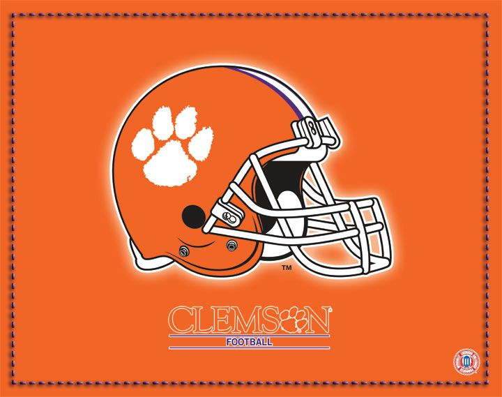 Clemson Tigers Helmet Logo Clemson Tigers Wallpaper Clemson Tigers Clemson Wallpaper