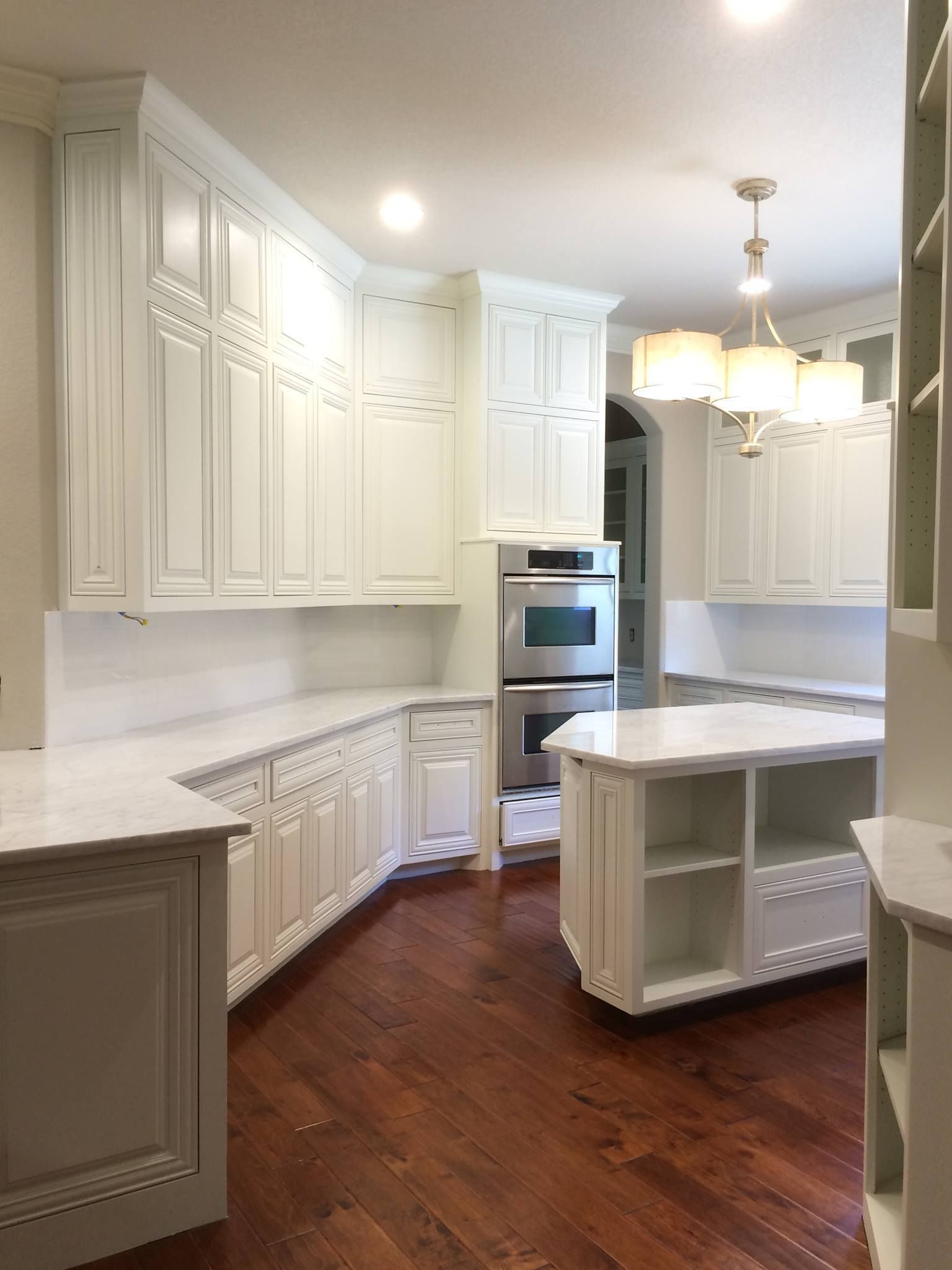 Best Knotty Alder Refinished Cabinetry Painted Cabinets 400 x 300