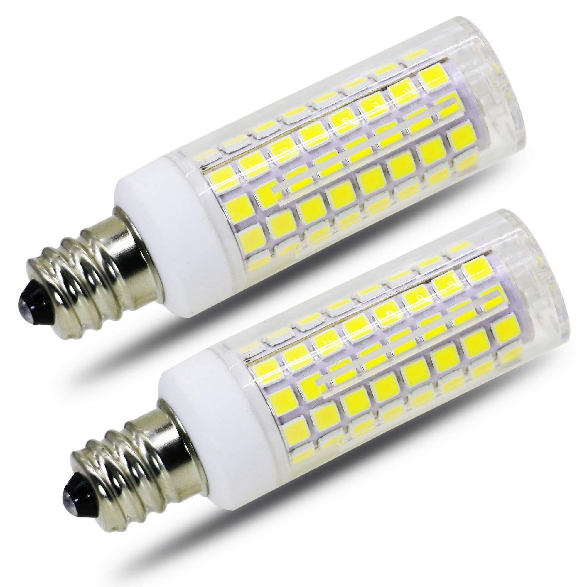 E12 Led Bulb Candelabra Light Bulbs 8w 100w 850lm Equivalent Ceiling