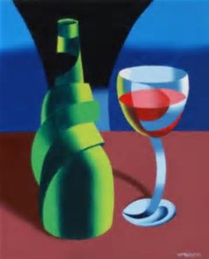 Image result for still life Abstract Painting