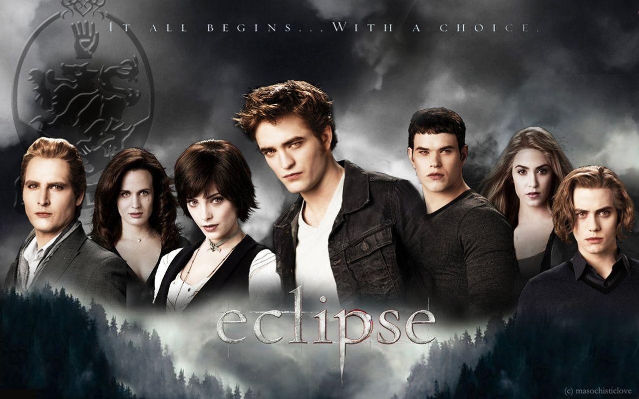 Cullens Eclipse 33 Com Imagens Saga Crepusculo Crepusculo Filmes